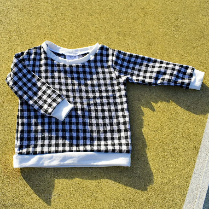 Limited Edition Ace Pullover - Tartan