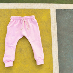 Limited Edition Rebound Pant - Marshmallow Pink