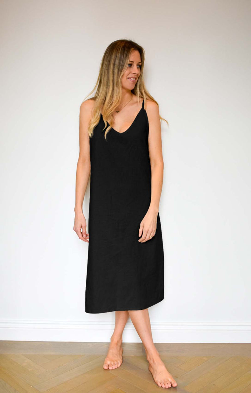 Clay Dress - Black