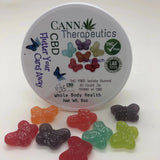 Flutter Your Cares Away Gummies 5mg CBD