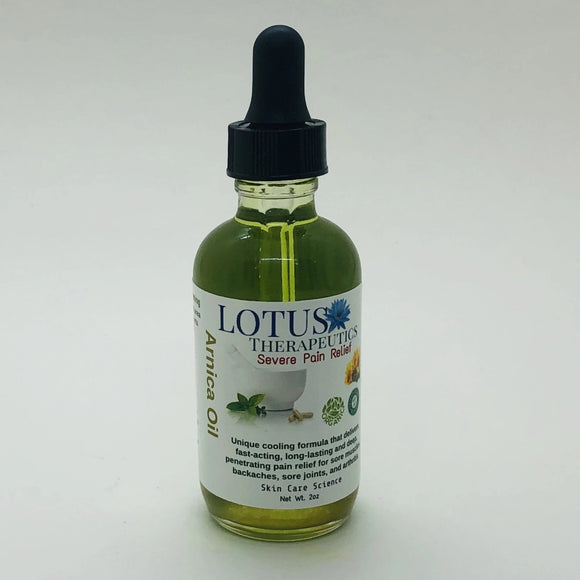 Severe Pain Relief Arnica Oil