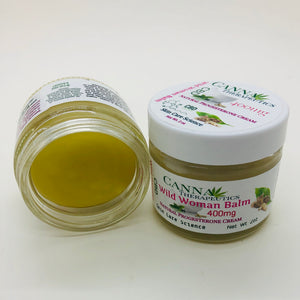 Wild Woman Balm 400mg CBD