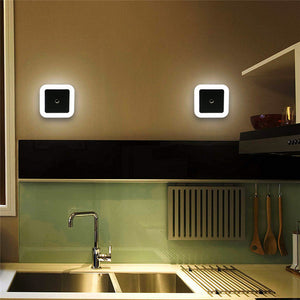 Square Night Light