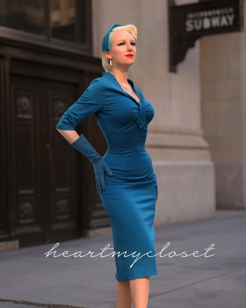ELSA- vintage tv inspired dress