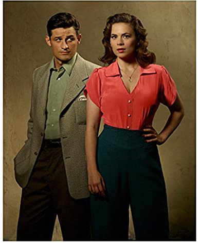 Agent carter blouse 50s top - Peggy Carter inspired