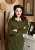 Agent carter Military green suit inspired custom made