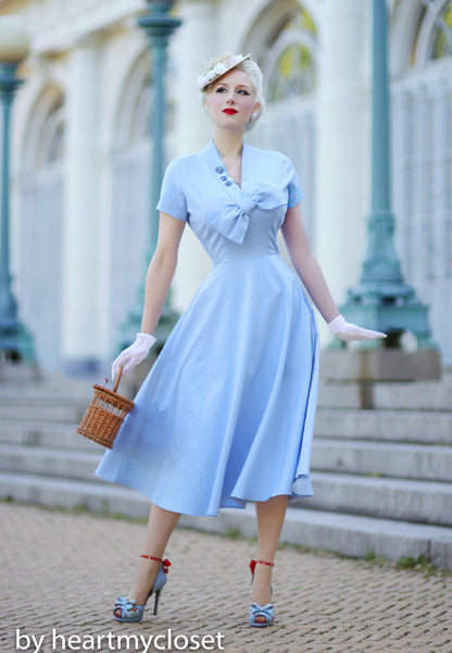 Rita - Marilyn Monroe dress with bow