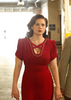Agent carter - cosplay red dress