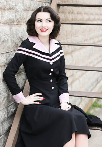 Agent carter - cosplay swing dress
