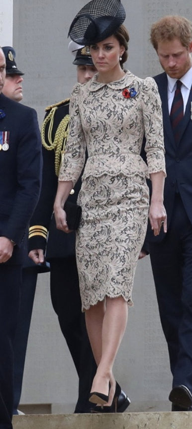 Annabelle - Kate Middleton style inspired dress - heartmycloset