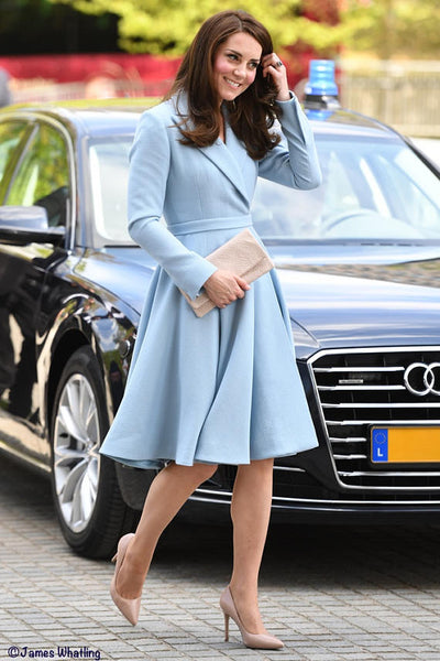 kate swing coat dress - Kate Middleton coat dress