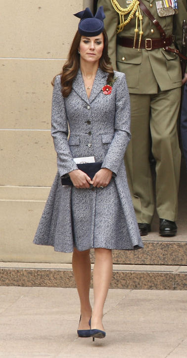 Swing-3 - Kate Middleton style Aline dress - heartmycloset