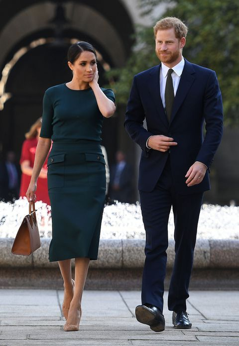 pocket dress - Meghan Markle inspired dress, PREMIUM