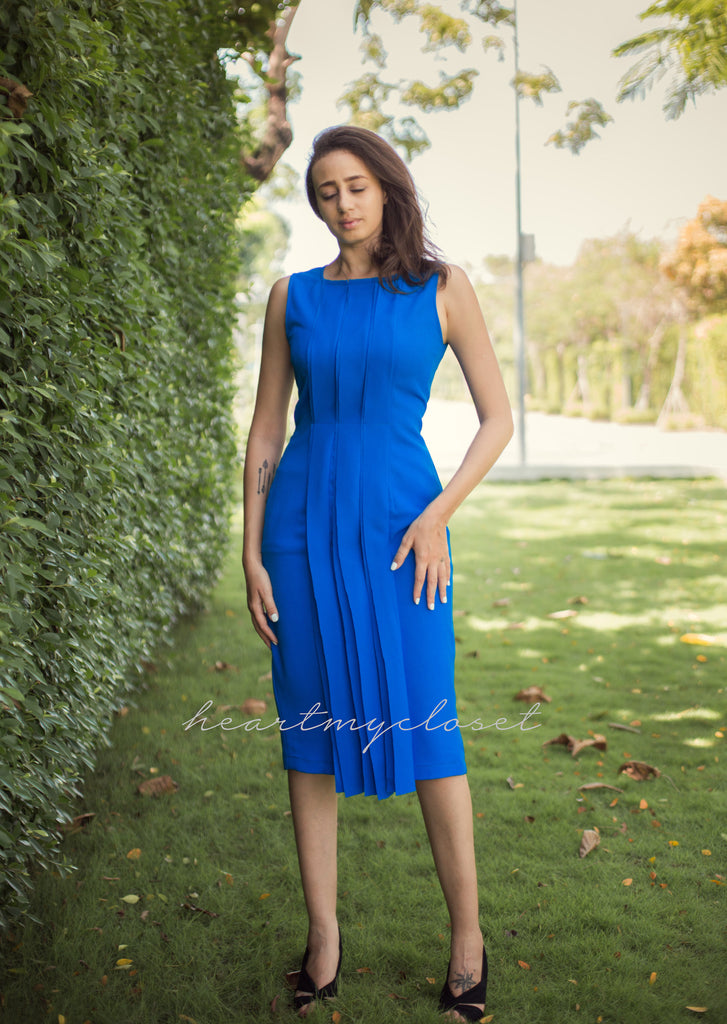Emma dress - Meghan Markle inspired dress
