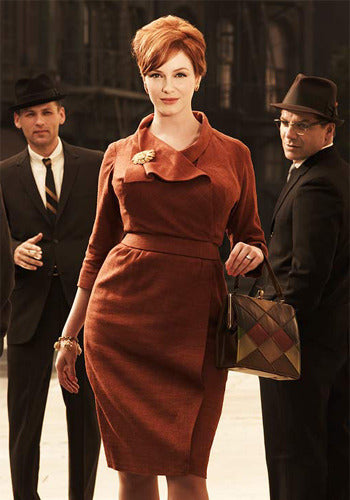 Mad men pencil dress