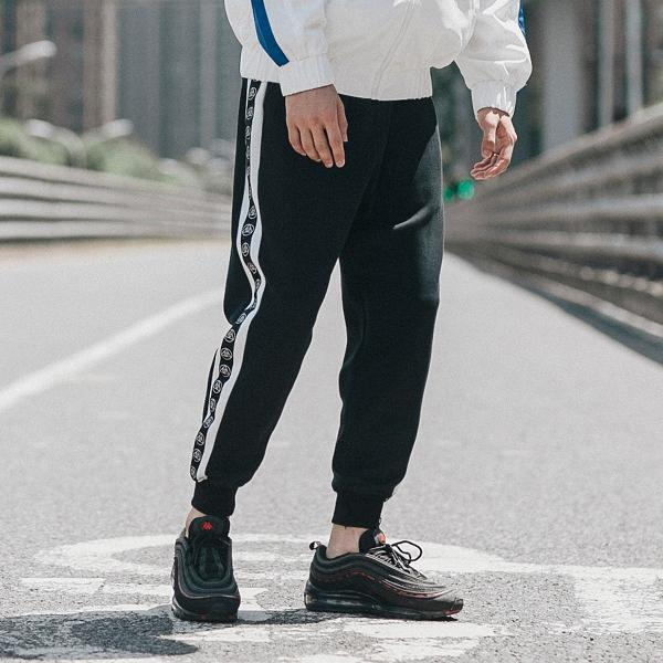 Fashion Ankle-length Sport Pants