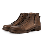 Wear-Resistant Non-Slip Genuine Leather Martin Boots
