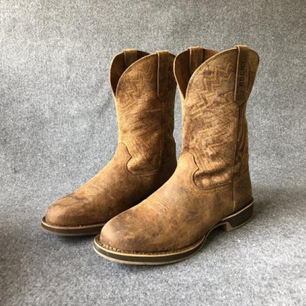 Vintage High-top Cowboy Boots