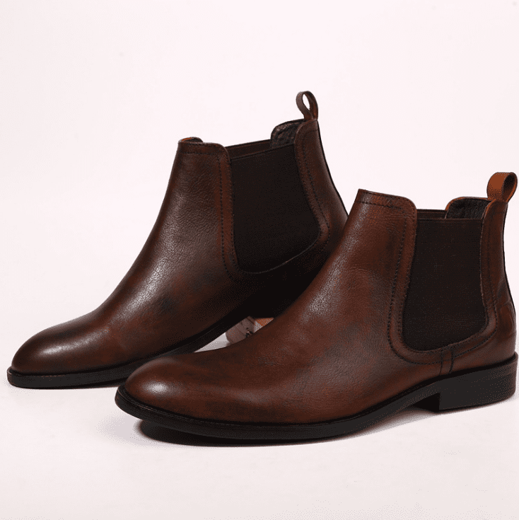 Casual High Top Chelsea Boots