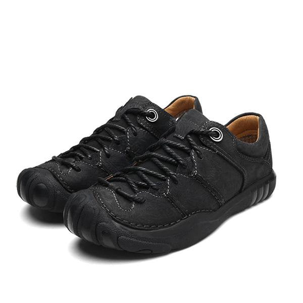 Handmade Outdoor Casual Genuine Leather Shoes
