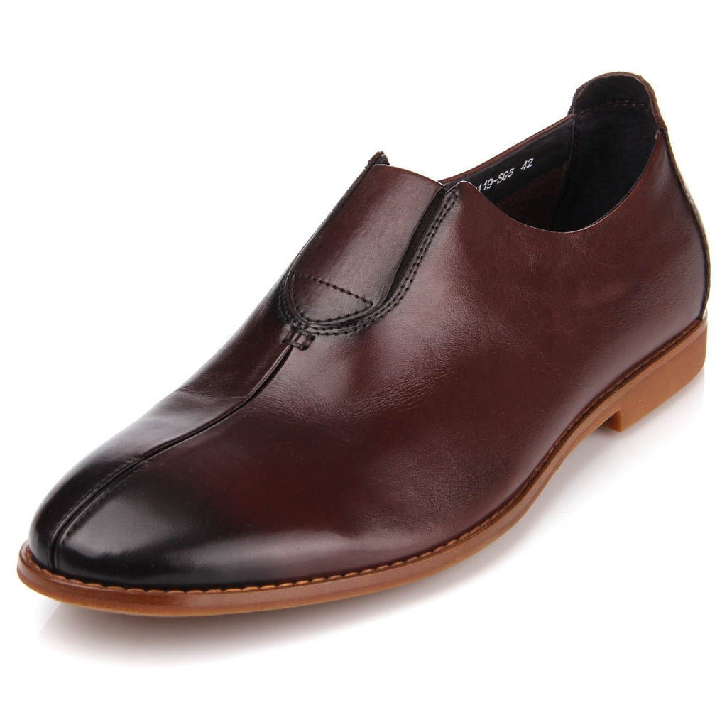 Vintage Genuine Leather Casual Shoes