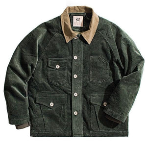 Vintage Thicken Cotton Jacket