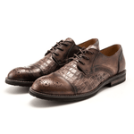 Genuine Leather Bullock England Casual Shoes