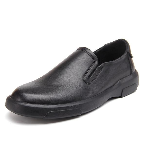 Men Large Size Breathable Casual Slip On Shoes