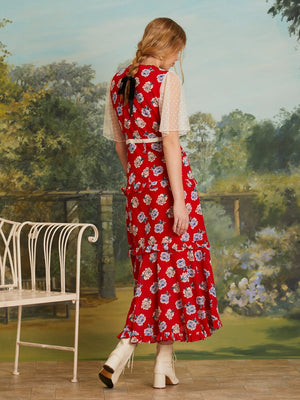 Blooming Bess Maxi Dress