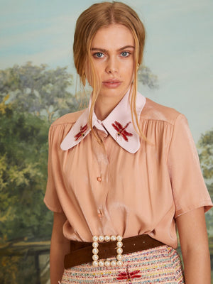 Insecta Retro Blouse