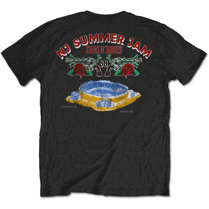 Guns N' Roses 'NJ Summer Jam 1988' graphic band tee - black