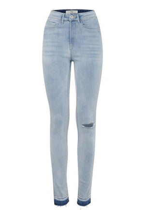 IZARO ERIN highwaisted Jeans - light blue