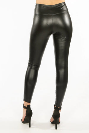 JAX biker leggings - black