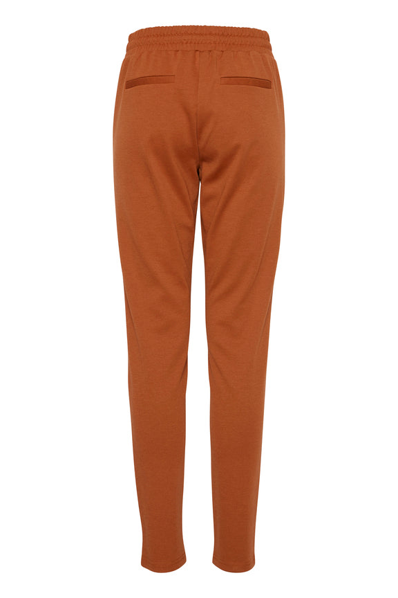 KATE PA trousers - ginger bread