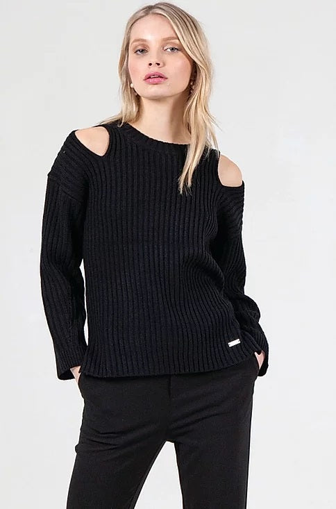 LINARIA Jumper - black