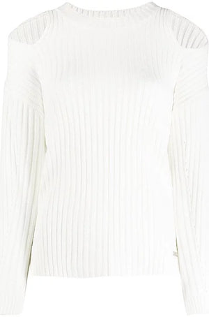 LINARIA jumper - white
