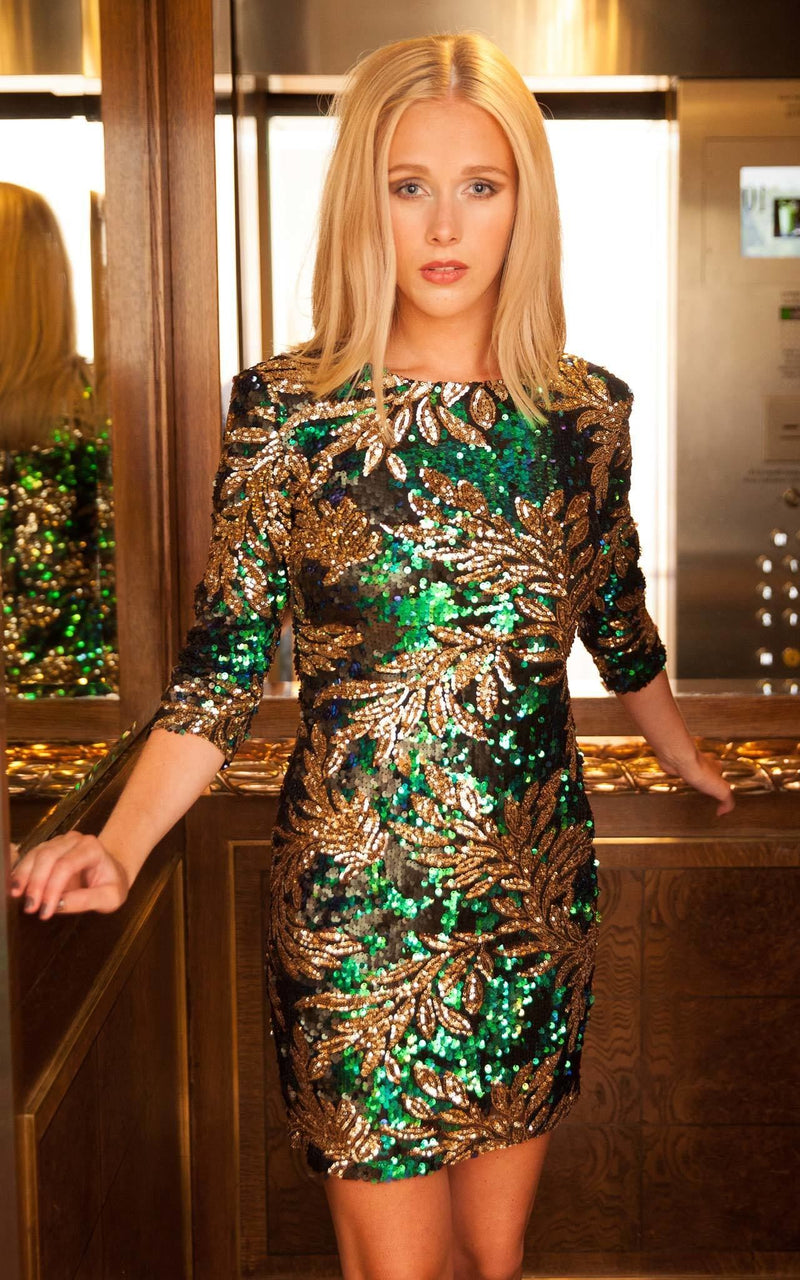 MIA sequin bodycon dress