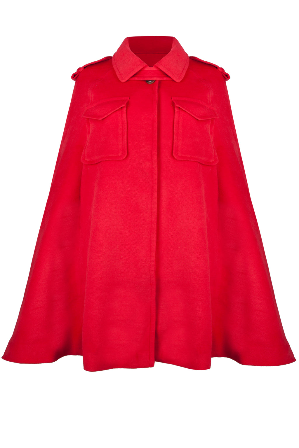 Ravena Cape - Red