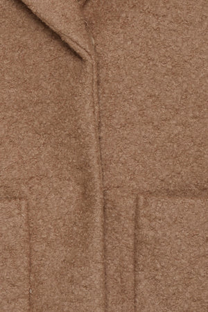 STIPA coat - camel