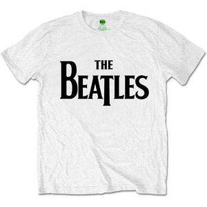 The Beatles  drop T graphic band tee - white