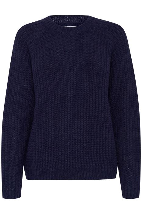 USSO knitted jumper - peacoat