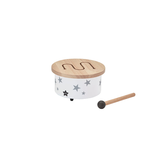 Kids Concept Drum - Green Monkeys