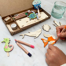 Load image into Gallery viewer, Save Our Oceans Craft Kit