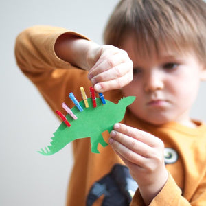 GO ON A STEGOSAURUS SPIKE HUNT