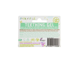 Natural Teething Gel Jack N' Jill 15g/0.53oz - Green Monkeys