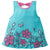 Girls Floral Short Sleeve Top-Gerber Childrenswear Wholesale