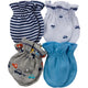 4-Pack Boys Cars Themed Mittens-Gerber Childrenswear Wholesale