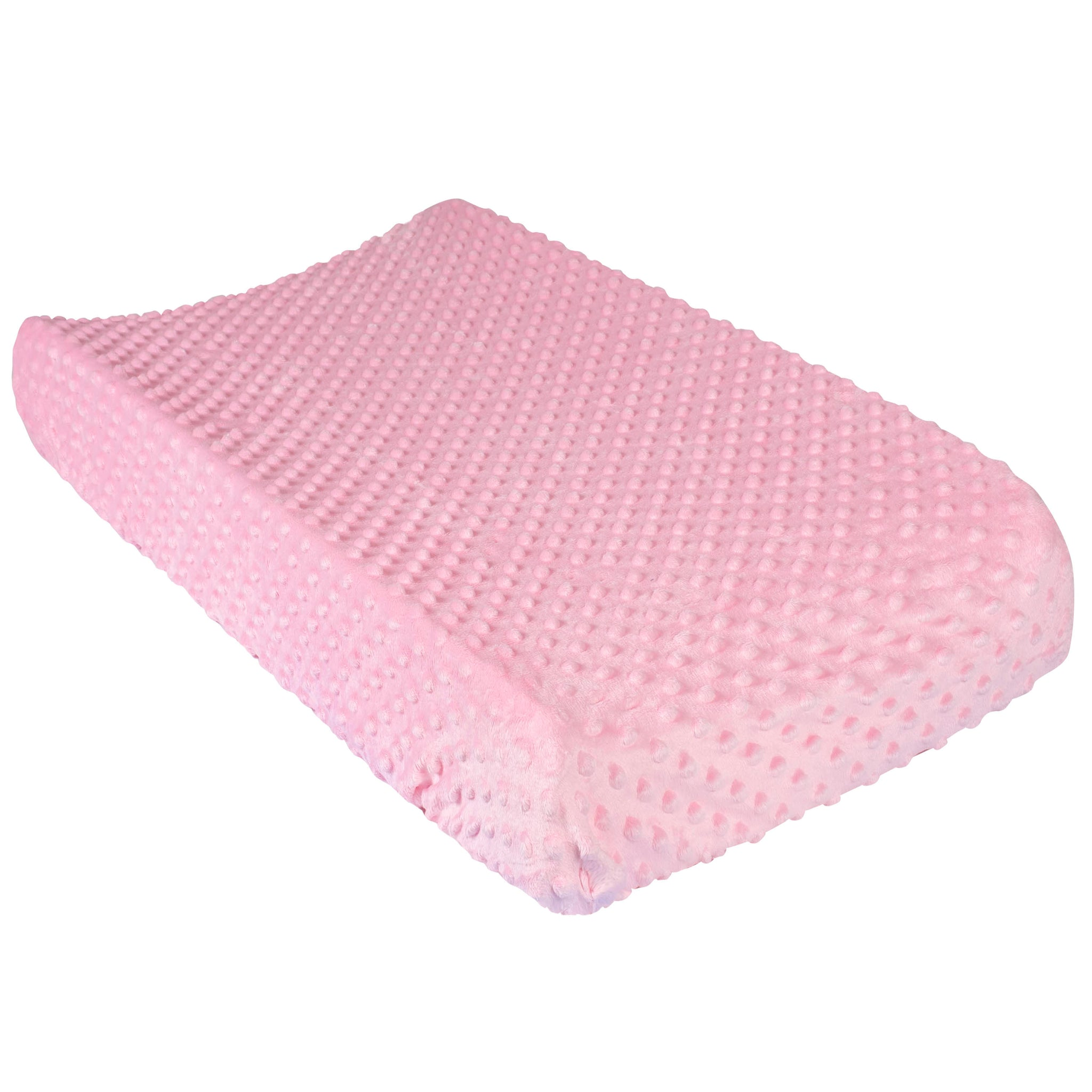 Girls Pink Changing Pad Cover-Gerber Childrenswear Wholesale