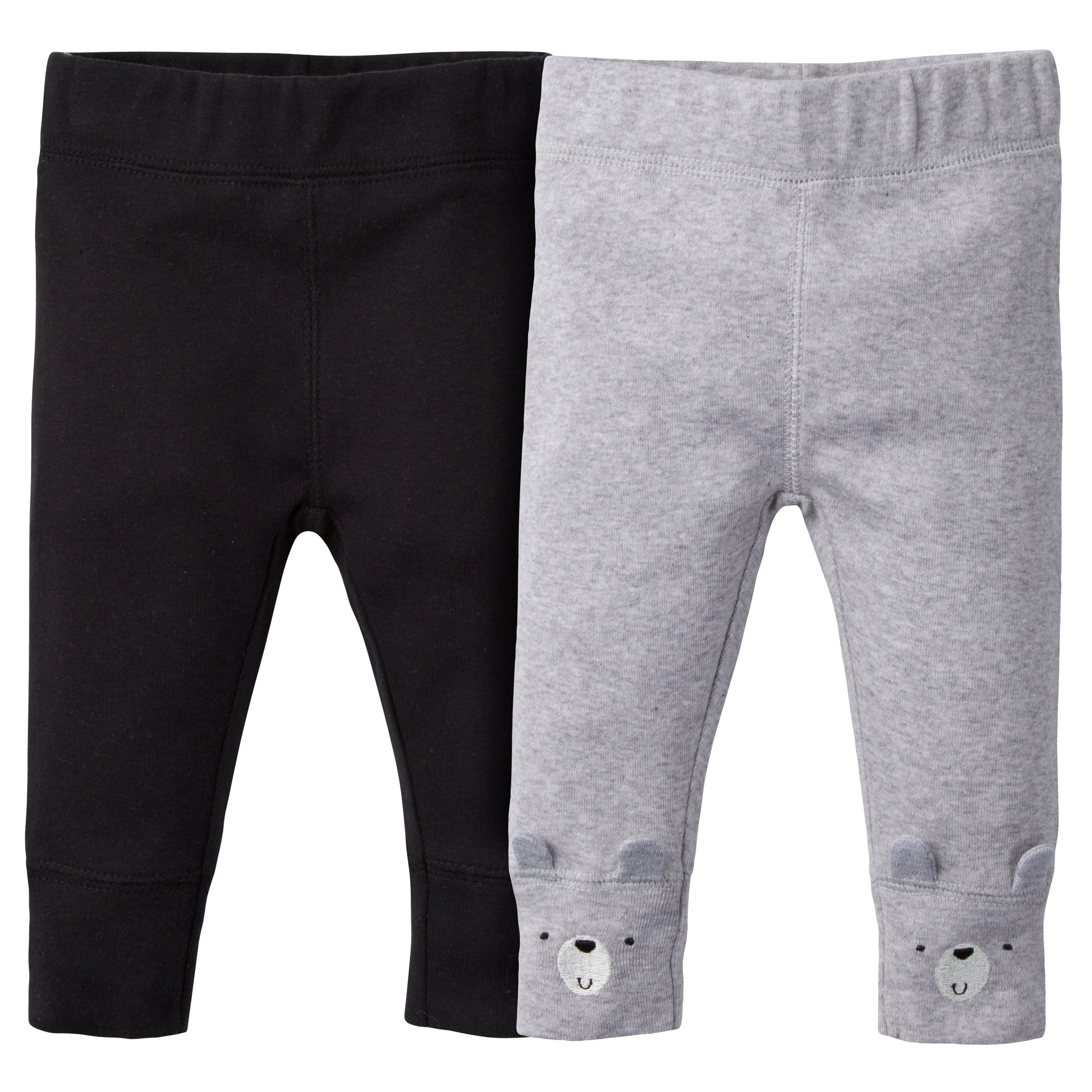 2-Pack Boys Bear Active Pants-Gerber Childrenswear Wholesale