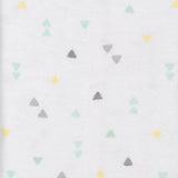 4-Pack Neutral Elephant Flannel Burp Cloths-Gerber Childrenswear Wholesale